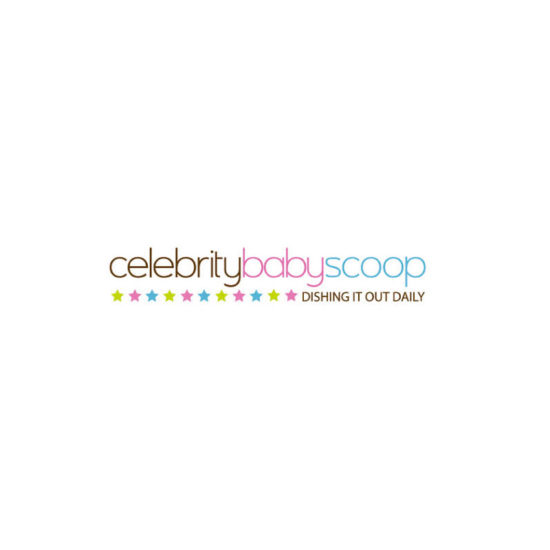 Celebrity Baby Scoop logo