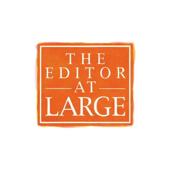 Editor at large logo